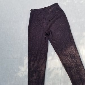EXPRESS  WOMEN'S  BROWN  PANTS TROUSERS  SIZE  5/6